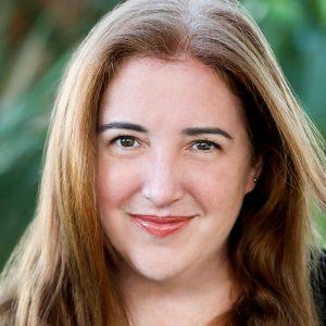 Ghostwriter and author Jenna Rose Robbins